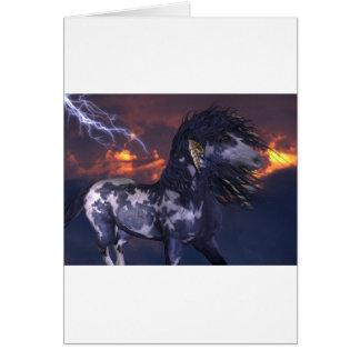 Crazy Horse Blue Cards