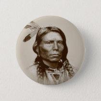 Crazy Horse Button