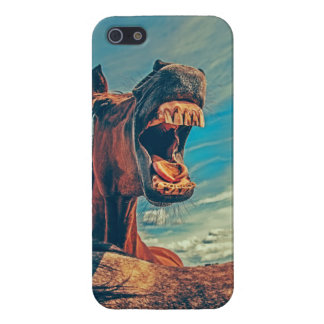 Crazy Horse Case For iPhone SE/5/5s
