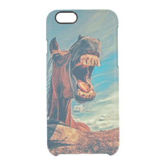 Crazy Horse Clear iPhone 6/6S Case