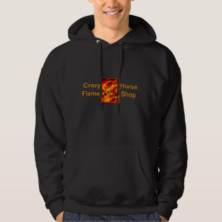 Crazy Horse Flame Shop Hoodie 2