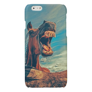 Crazy Horse Glossy iPhone 6 Case