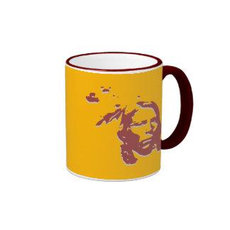 crazy horse indian face mugs