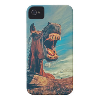 Crazy Horse iPhone 4 Cover