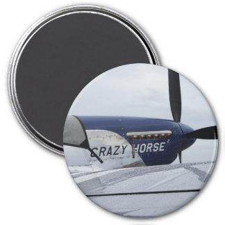 Crazy Horse Magnet