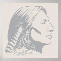 Crazy Horse Poster