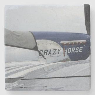 Crazy Horse Stone Coaster