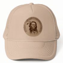 Crazy Horse Trucker Hat