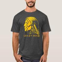 Crazy Horse War Paint T-Shirt