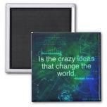Crazy Ideas ~ Magnet Refrigerator Magnet