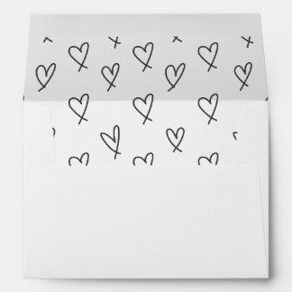 Crazy in love envelope