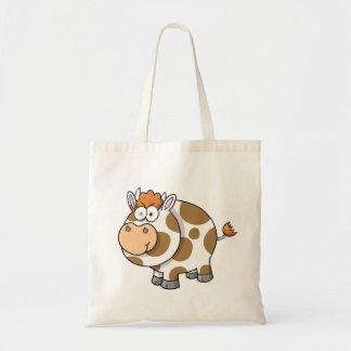Crazy Insane Farm Cow Bag