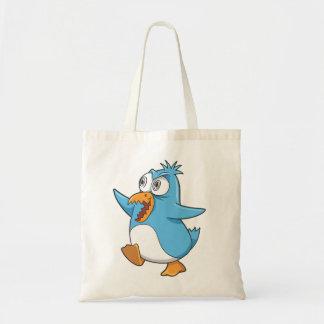 Crazy Insane Penguin  Bag