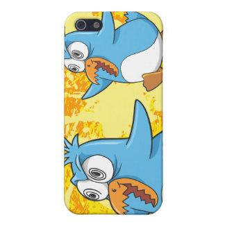 Crazy Insane Penguin  iPod Case