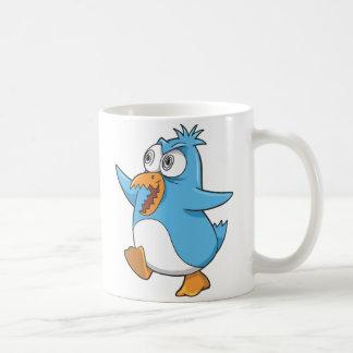 Crazy Insane Penguin  Mug
