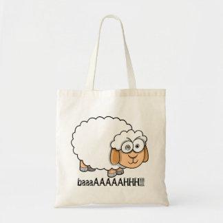 """Crazy Insane Sheep  """"BaaaAAAAAHHH!!!""""  Bag"""