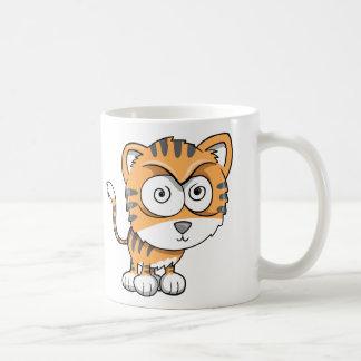 Crazy Insane Tiger Cub  Mug