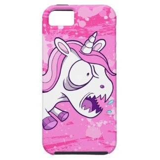 Crazy Insane Unicorn iPhone 5 Case