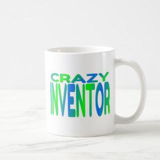 Crazy Inventor Coffee Mug