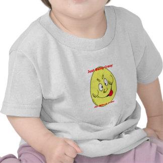 crazy_Is qué lo hago Camiseta