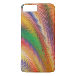 Crazy Jelly Bean Distortion iPhone 8 Plus/7 Plus Case
