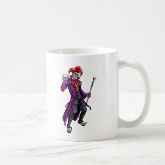 Crazy Jester Coffee Mugs