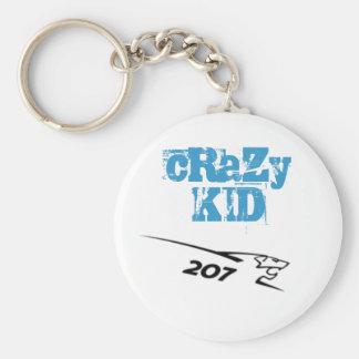 cRaZy KID Keychains