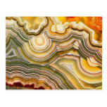 Crazy Lace Agate Fantasy Opus 02 Postcard