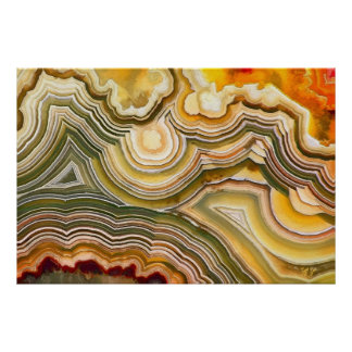 Crazy Lace Agate Fantasy Opus 02 Poster