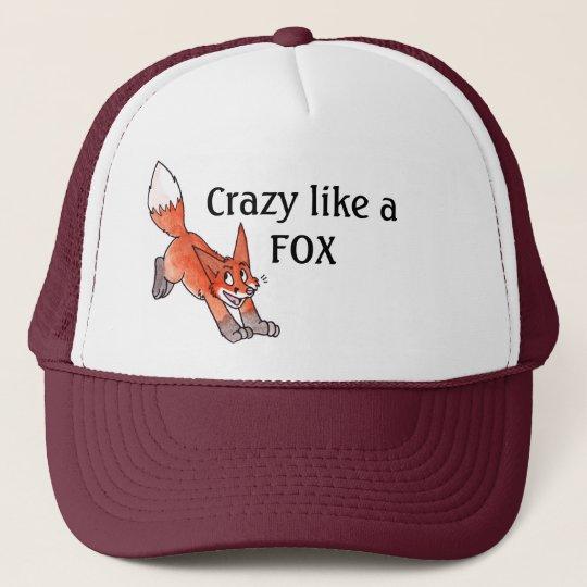 Crazy Like a Fox Hat