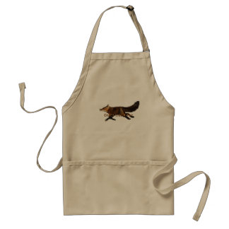 Crazy Like A Fox Products Adult Apron