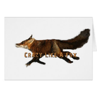 Crazy Like A Fox Products Card