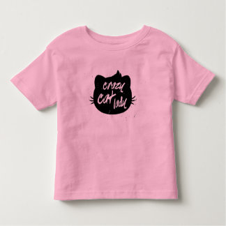 Crazy little cat lady t-shirt