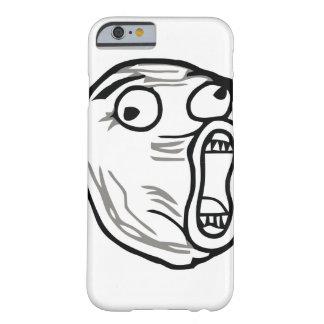 Crazy Lol Comic Meme iPhone 6 Case