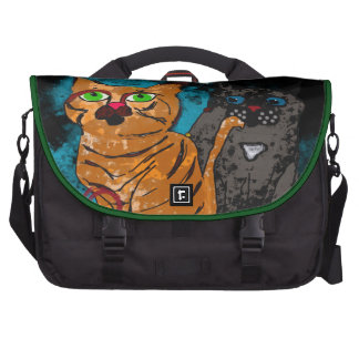 Crazy Love Cats Bag For Laptop