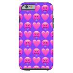 Crazy Love Emoji iPhone 6/6s Phone Case