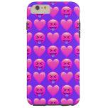 Crazy Love Emoji iPhone 6/6s Plus Phone Case