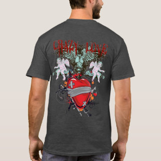 Crazy Love Sneaky Angels T-Shirt
