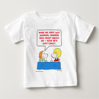 crazy married baby T-Shirt