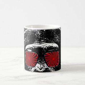 crazy monkeey coffee mug