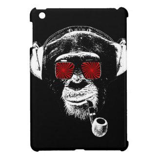 Crazy monkey iPad mini cases