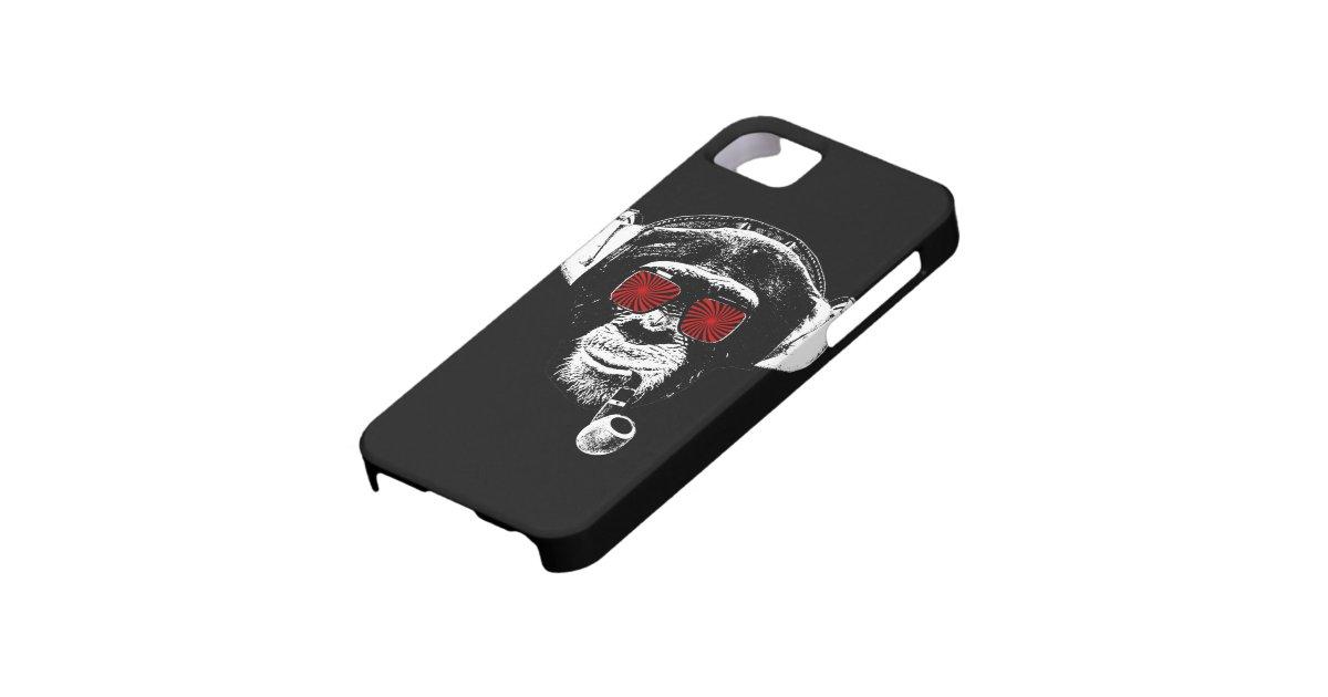 iphone crazy monkey