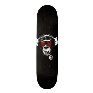 Crazy monkey skateboard
