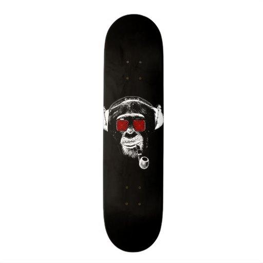 Crazy monkey skateboard