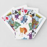 Crazy Monsters Fun Colorful Patterns for Kids Card Decks