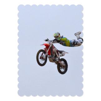 Crazy Motocross Card