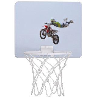 Crazy Motocross Mini Basketball Backboard