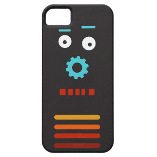 Crazy Mr Robot iPhone 5 Case