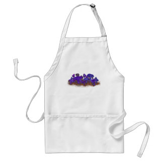 Crazy Mushrooms Apron