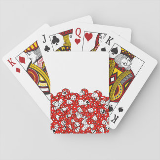 Crazy Mushrooms Playing Cards